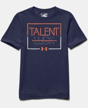 Boys' UA Talent T-Shirt