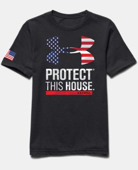 Boys' UA Declaration USA T-Shirt