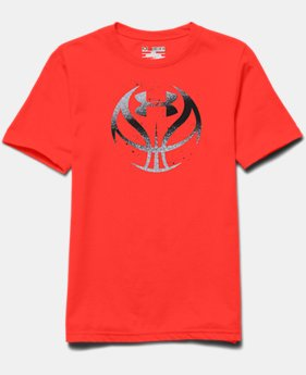 Boys' UA Baller Hoops T-Shirt