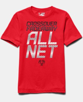 Boys' UA Crossover Fade T-Shirt