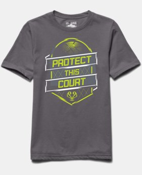 Boys' UA BBall T-Shirt