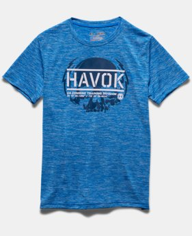 Boys' UA Combine® Havoc T-Shirt