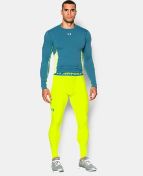 Men's UA ColdGear® Infrared Armour Compression Leggings  1 Color $47.99 to $59.99
