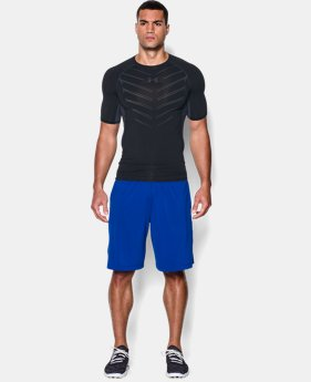 Men's UA HeatGear® Armour Exo Short Sleeve Compression Shirt LIMITED TIME: FREE U.S. SHIPPING 1 Color $20.24
