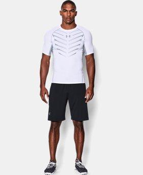Men's UA HeatGear® Armour Exo Short Sleeve Compression Shirt  1 Color $20.99 to $26.99