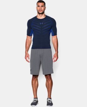 Men's UA HeatGear® Armour Exo Short Sleeve Compression Shirt  2 Colors $20.99 to $26.99