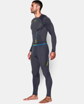 Men's UA HeatGear® Armour Seamless Leggings