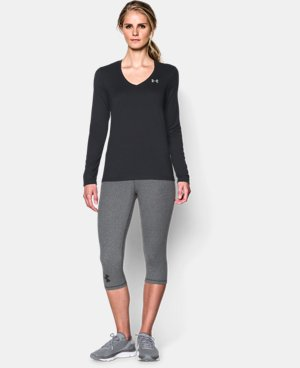 Women's UA Tech™ Long Sleeve LIMITED TIME OFFER + FREE U.S. SHIPPING 1 Color $22.49