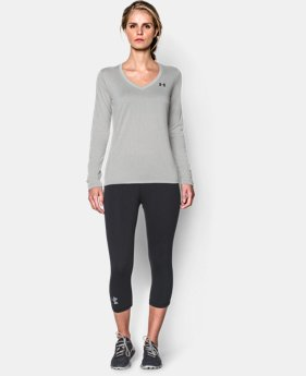 Women's UA Tech™ Long Sleeve   $17.99