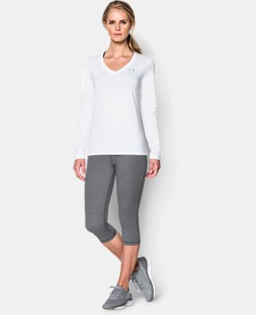 Women's UA Tech™ Long Sleeve  1 Color $34.99