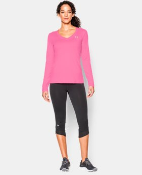 Women's UA Tech™ Long Sleeve EXTRA 25% OFF ALREADY INCLUDED 1 Color $13.49