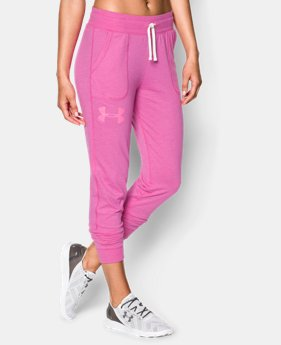 Women's UA Charged Cotton® Tri-Blend Pant