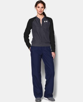 Women's UA Fanatical Woven Jacket  1 Color $37.99
