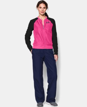 Women's UA Fanatical Woven Jacket