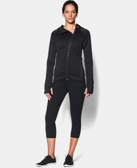Women's UA Technochic Full Zip