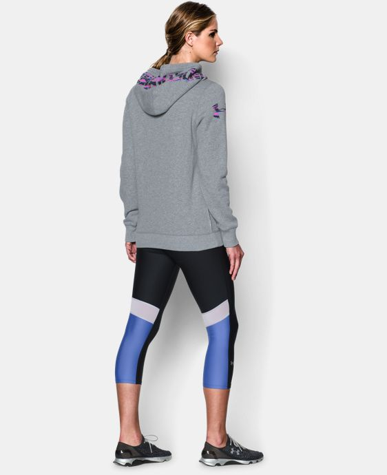 Women's UA Favorite Graphic Pullover Hoodie LIMITED TIME: FREE U.S. SHIPPING 1 Color $41.99