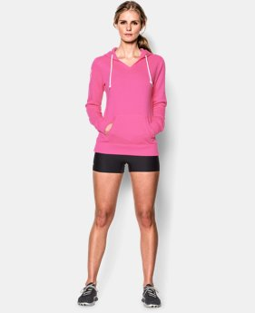 Women's UA Favorite Graphic Pullover Hoodie