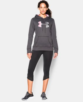 Women's UA Storm Armour® Fleece Printed Big Logo Hoodie   $31.49 to $41.99