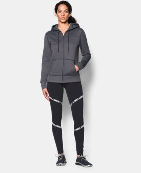 Women's UA Storm Armour® Fleece Full Zip Hoodie