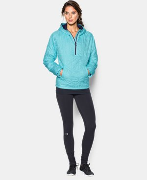 Women's UA Cozy Popover Jacket LIMITED TIME: FREE U.S. SHIPPING 1 Color $89.99