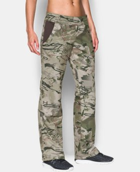 Women's UA Camo Armour® Fleece Pant LIMITED TIME: 25% OFF 2 Colors $56.24