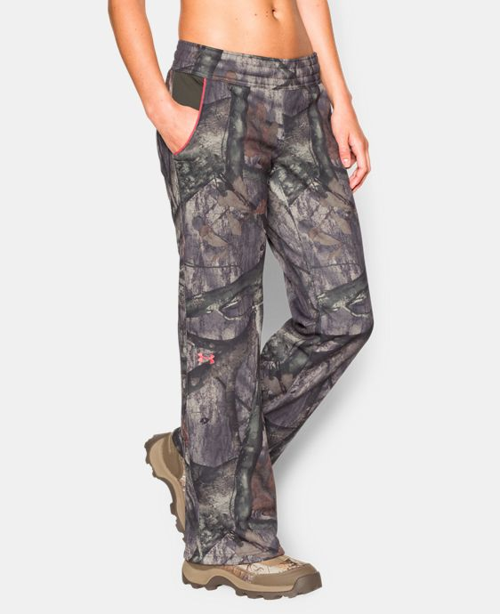 Women's UA Camo Armour® Fleece Pant LIMITED TIME OFFER + FREE U.S. SHIPPING  $44.99 to $56.24