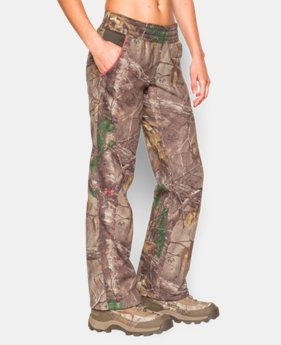 Women's UA Camo Armour® Fleece Pants LIMITED TIME OFFER 1 Color $44.99