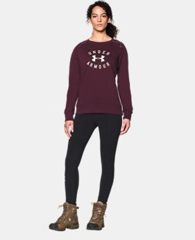 Women's UA Established Crew