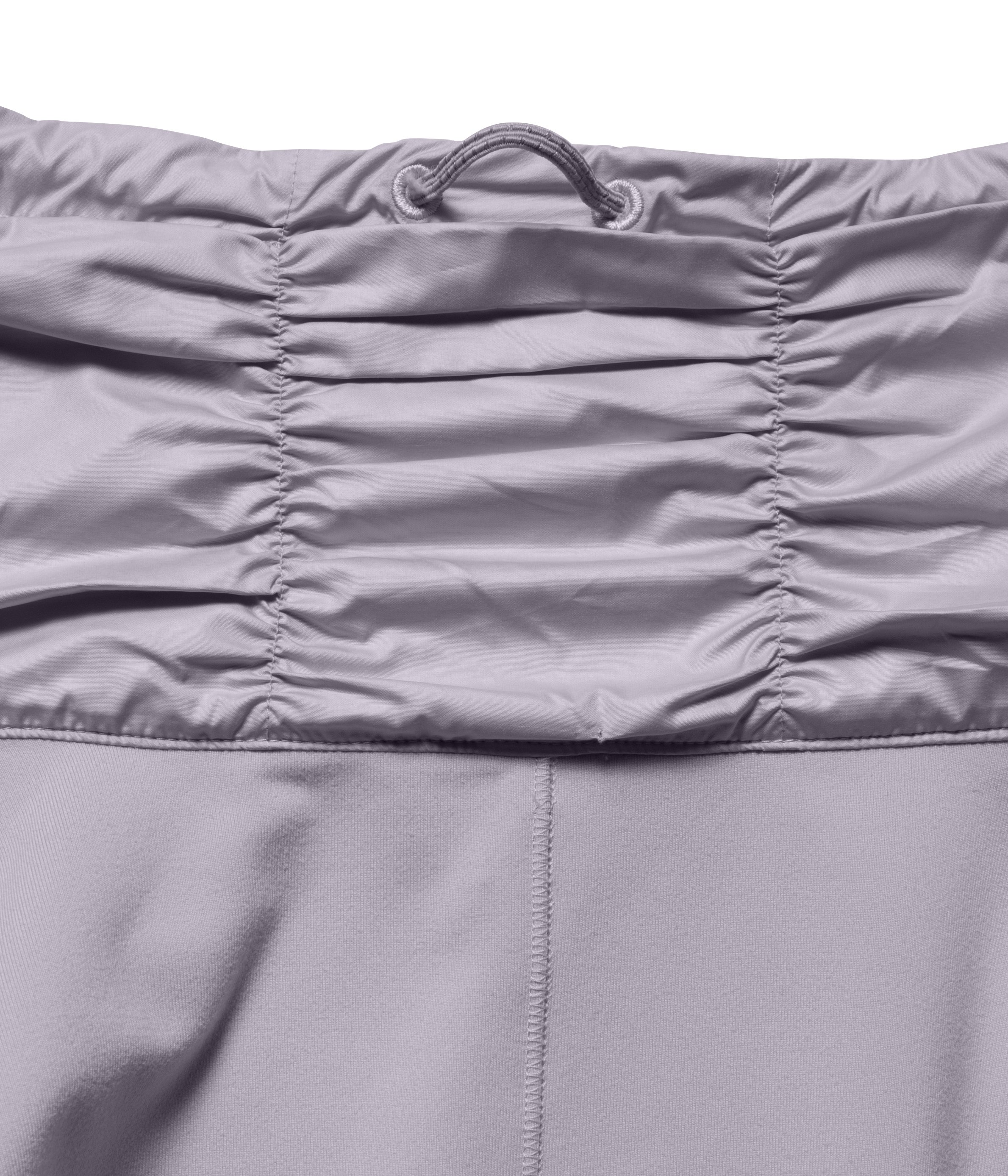 Women's UA Studio Essential Jacket, CLOUD GRAY