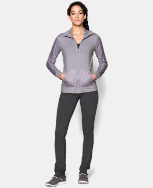 Women's UA Studio Essential Jacket LIMITED TIME: FREE U.S. SHIPPING 1 Color $42.74 to $56.99