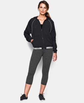 Women's UA Studio Boxarina Jacket