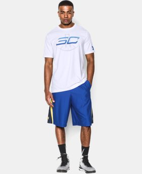 Men's SC30 Logo T-Shirt  1 Color $19.99