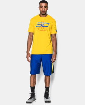 Men's SC30 Logo T-Shirt LIMITED TIME: FREE SHIPPING 1 Color $37.99