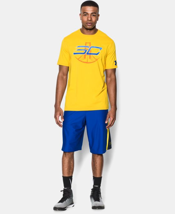 Men's SC30 Logo T-Shirt  1 Color $37.99