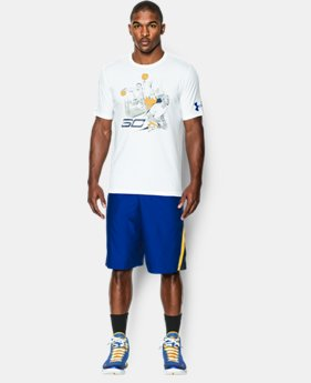 Men's UA SC30 Triple Threat T-Shirt