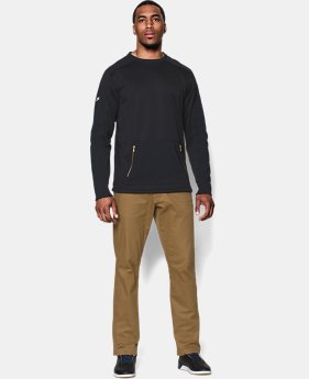 Men's UA C1N Fleece Crew