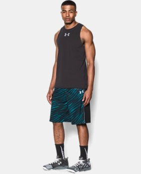 Men's UA Court Vader Shorts
