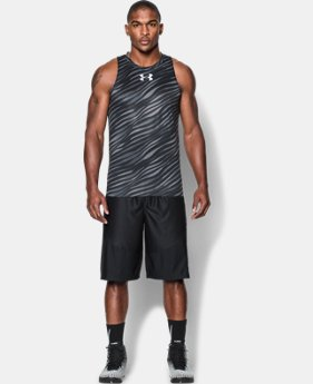 Men's UA Mace Printed Tank