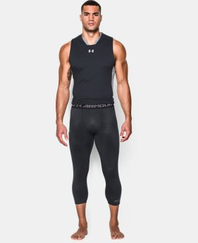 Men's SC30 Printed ColdGear® ¾ Leggings  1 Color $44.99