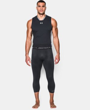 Men's SC30 Printed ColdGear® ¾ Leggings LIMITED TIME: FREE U.S. SHIPPING 1 Color $44.99