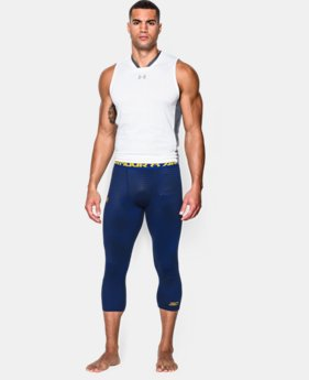 Men's SC30 Printed ColdGear® ¾ Leggings
