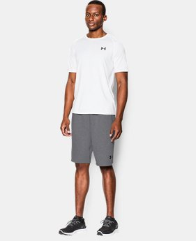 Men's UA Downtown Fleece Shorts