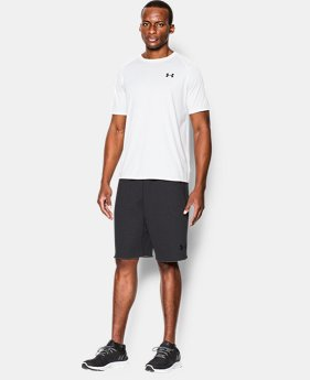 Men's UA Downtown Fleece Shorts LIMITED TIME: FREE U.S. SHIPPING 1 Color $23.99 to $29.99