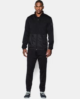 Men's UA Diddy Bop Warm-Up Jacket