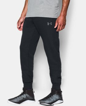 Men's UA SoHo Fleece Jogger Pants LIMITED TIME: FREE U.S. SHIPPING 1 Color $54.99