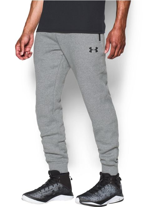 3014c06903c6 Men s UA SoHo Fleece Jogger Pants