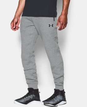 Men's UA SoHo Fleece Jogger Pants  2 Colors $54.99