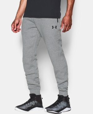 Men's UA SoHo Fleece Jogger Pants LIMITED TIME: FREE U.S. SHIPPING 2 Colors $54.99