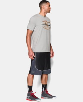 Men's SC30 Beyond The Arc Basketball Shorts   $33.99 to $44.99