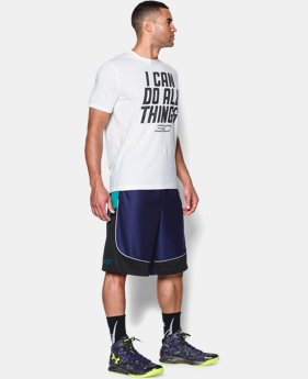 Men's SC30 Beyond The Arc Basketball Shorts  1 Color $22.49